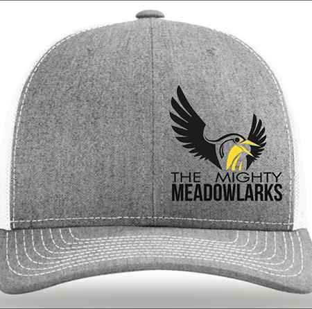 meadowlark trucker hat