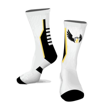 Meadowlark Custom Socks