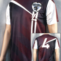 Custom Sublimated Soccer Uniform