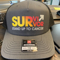 Stand up to Cancer Hat